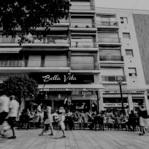 bella-vita-monaco-restaurant-black-and-white